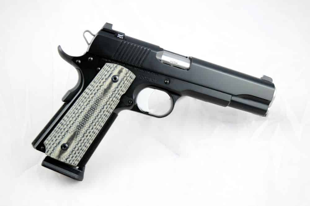 Dan Wesson Valor 1911 Review