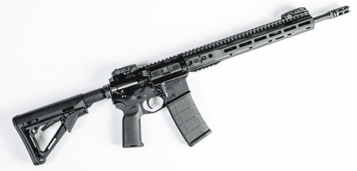 My Custom Built Rifle