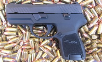 SIG SAUER P320 Sub-Compact 9mm: A Review