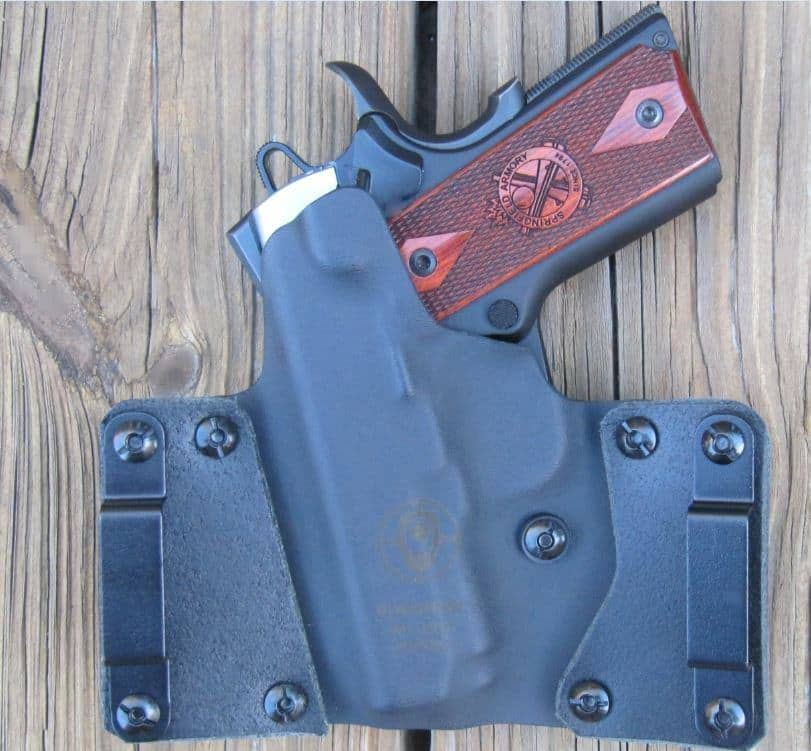 Blackpoint Tactical Holster-EMP-REAR
