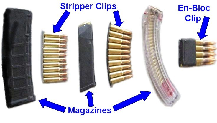 Clips and Mags EXAMPLES