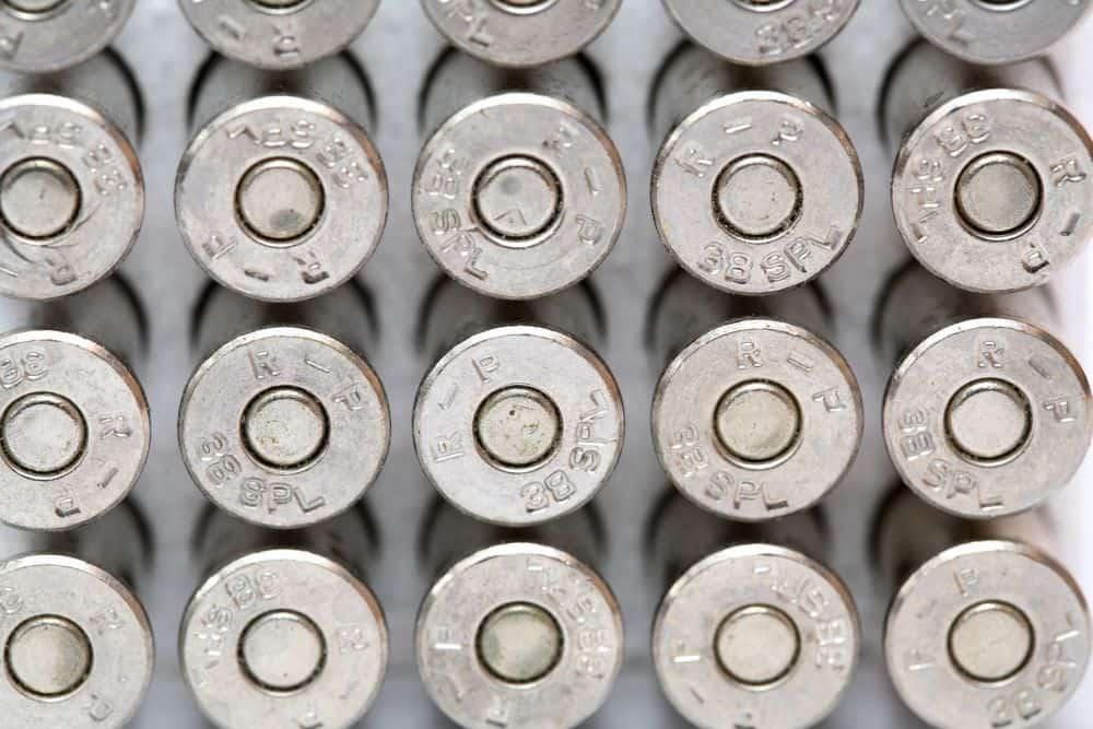 Snub-nose And Full-size Revolver Ammunition Classes