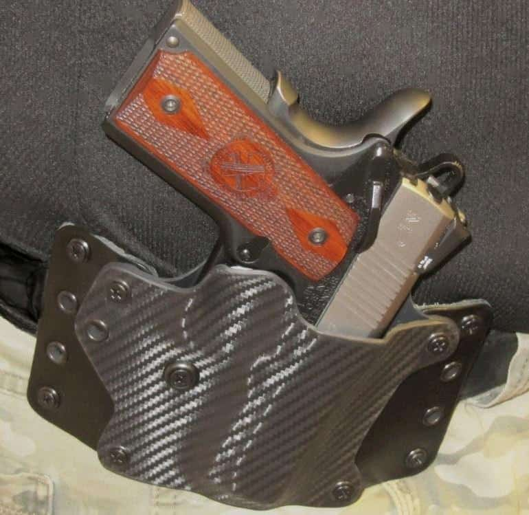 Blackpoint Tactical Holster-EMP on Belt
