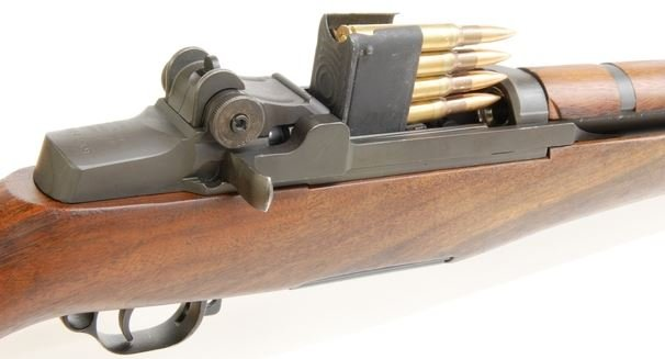 M1 Garand w/ En-Bloc Clip