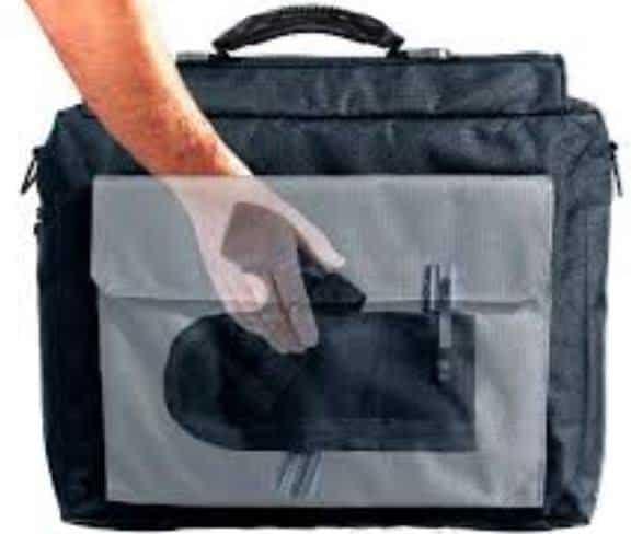 Briefcase Holster