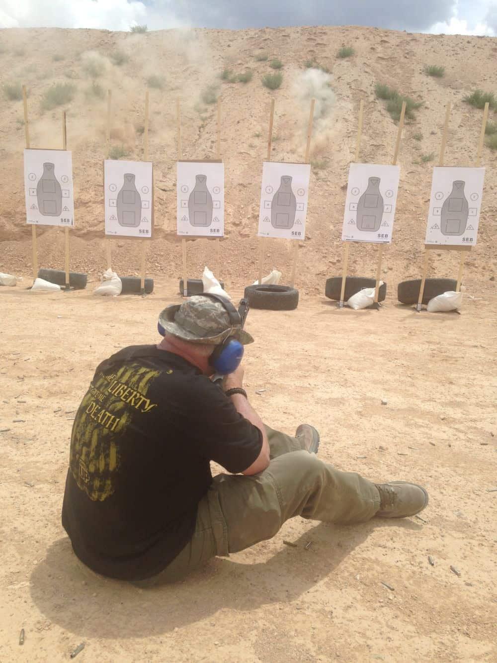 AR15 Rifle Drill