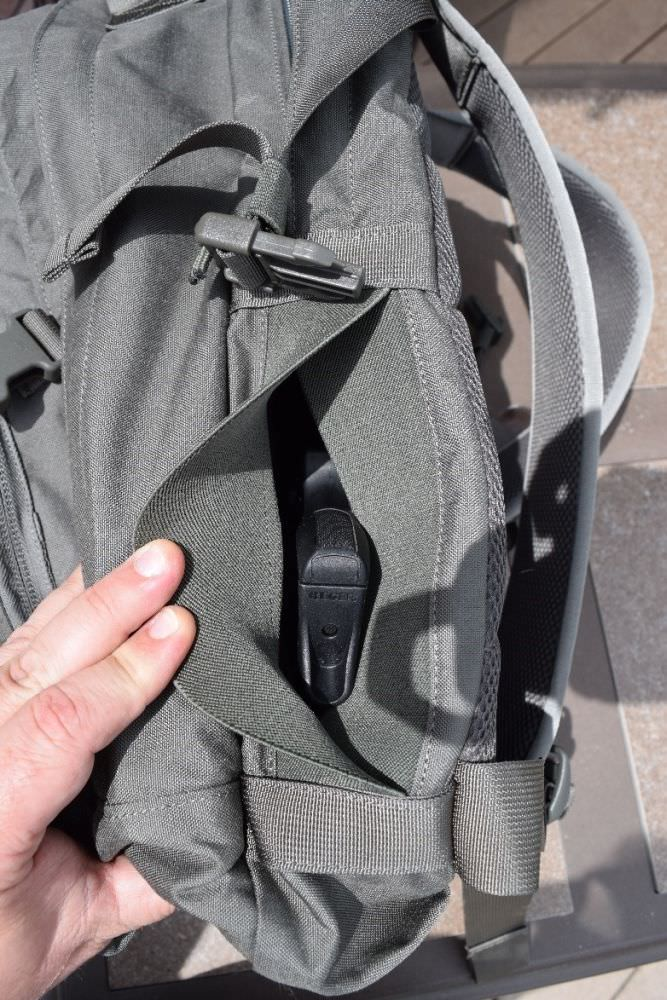 Grey Ghost Griff Pack Concealed Carry