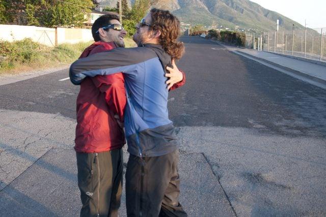 Concealed Carry Awkard Hug