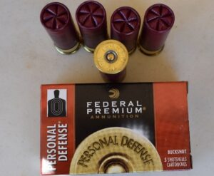 Federal's Personal Defense