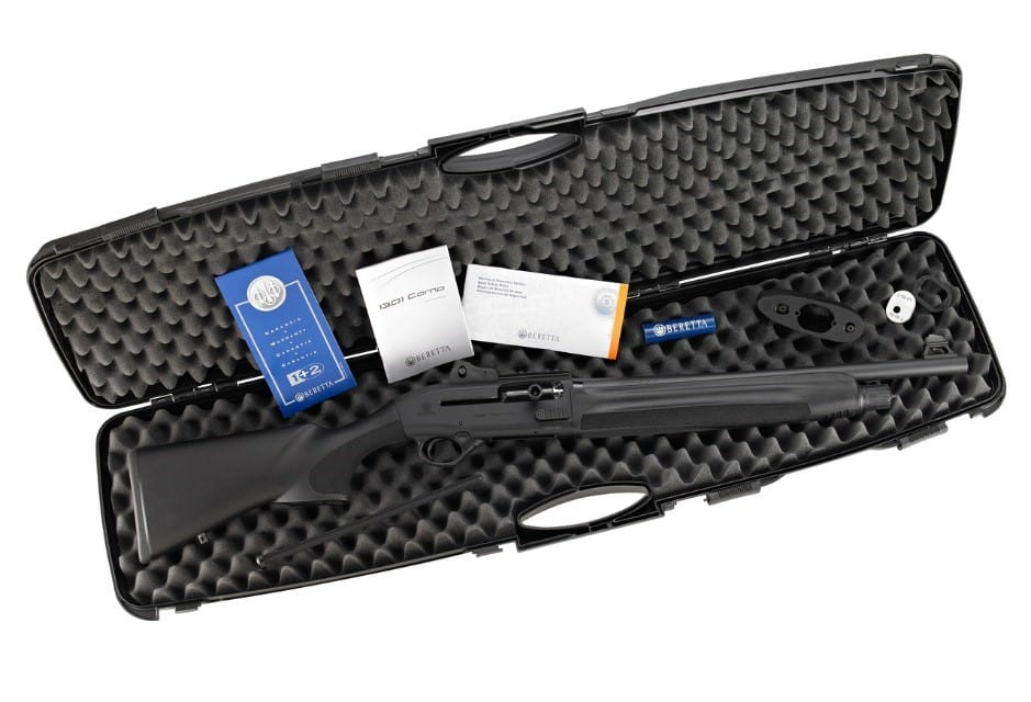 Beretta 1301 Tactical Shotgun in Case