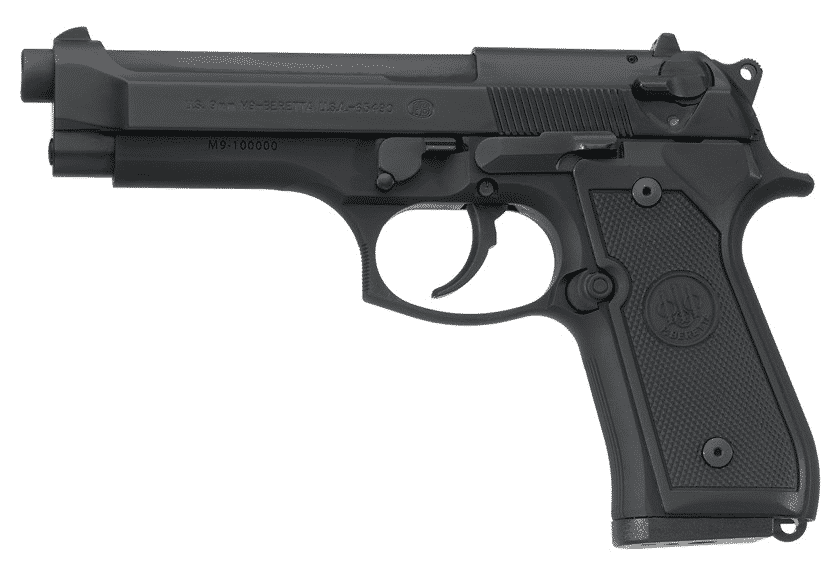 Beretta M9 - 92fs Home Defense