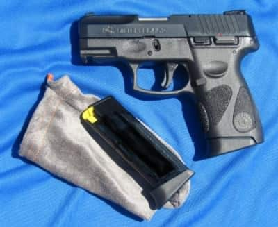 [REVIEW] Taurus Millenium G2 9mm Sub-Compact Striker-Fired Carry Pistol
