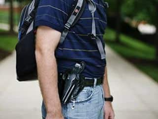 Should Concealed Carry in College by Staff and Students be Allowed?