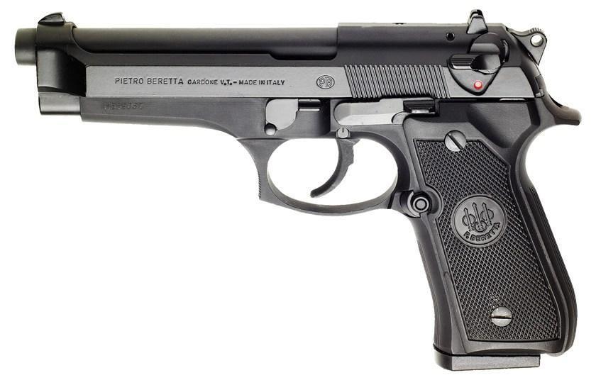 Beretta 92 - 9mm