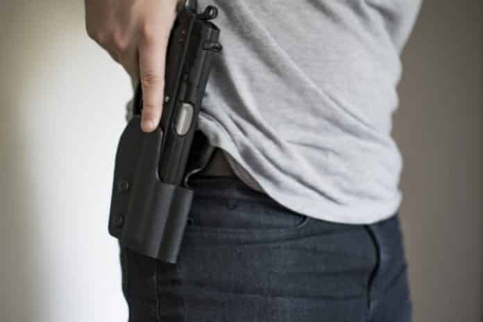 Should You Carry A Gun At Home?