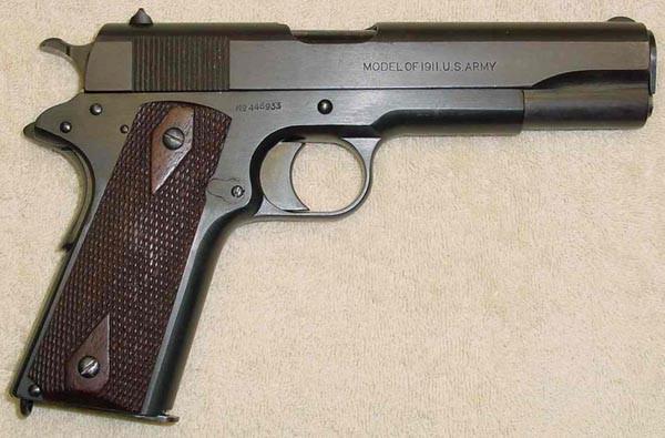 Colt 1911 - .45 ACP