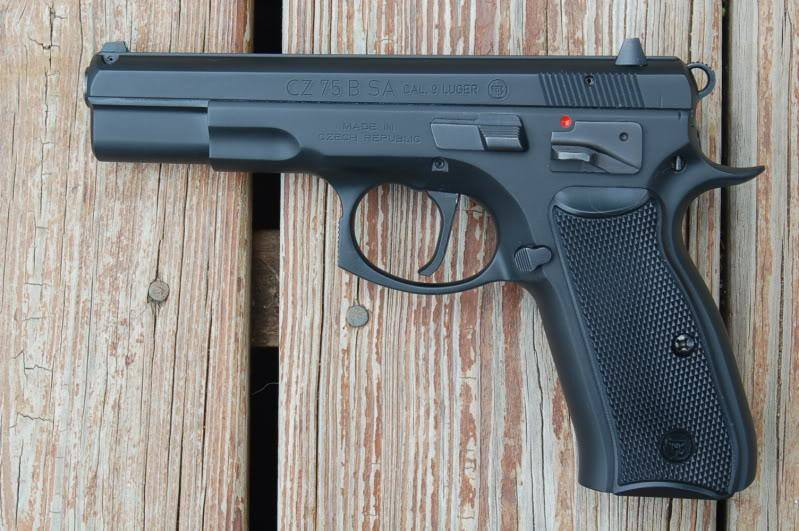 CZ-75B - 9mm
