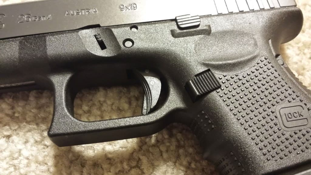 Glock 26 Trigger