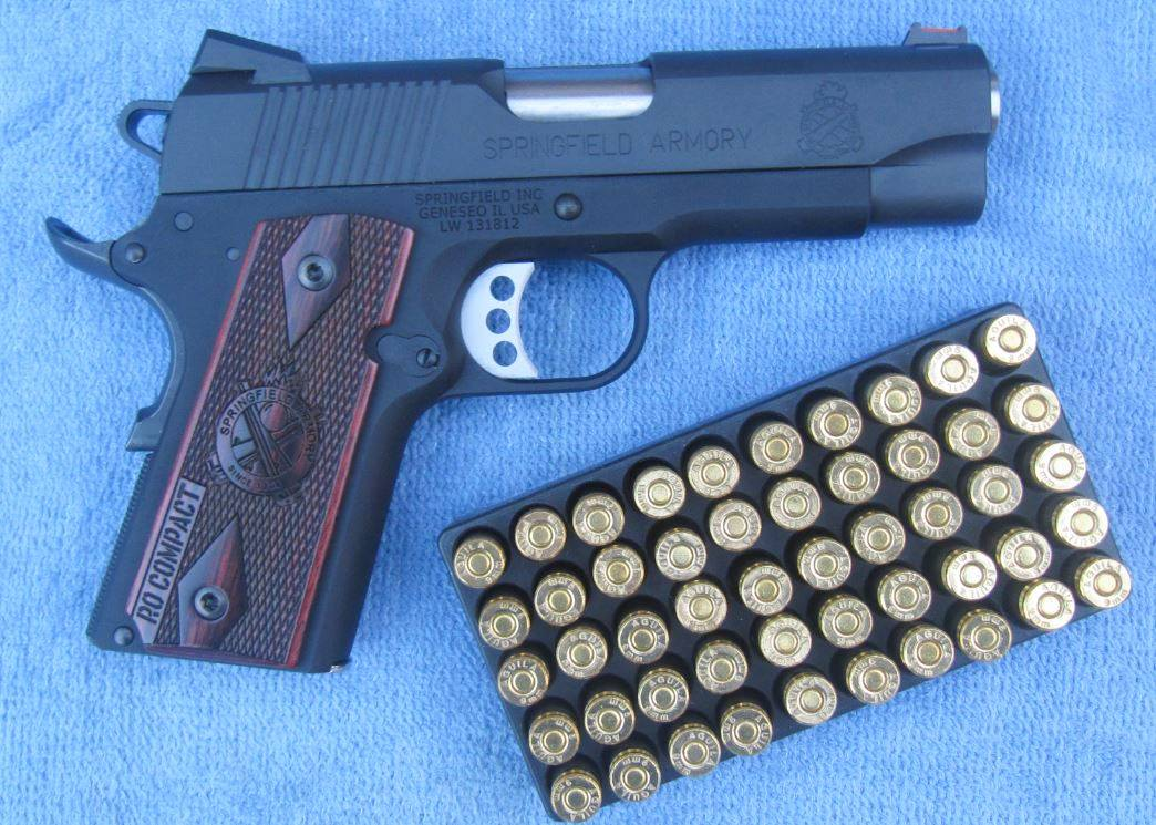 Springfield-Armory 1911 Range Officer Compact in 9mm [REVIEW]