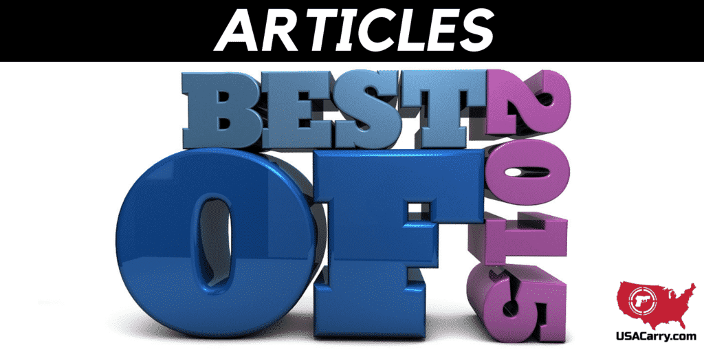 USA Carry's Top 10 Articles of 2015
