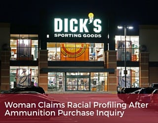 Woman Claims Racial Profiling After Ammunition Purchase Inquiry