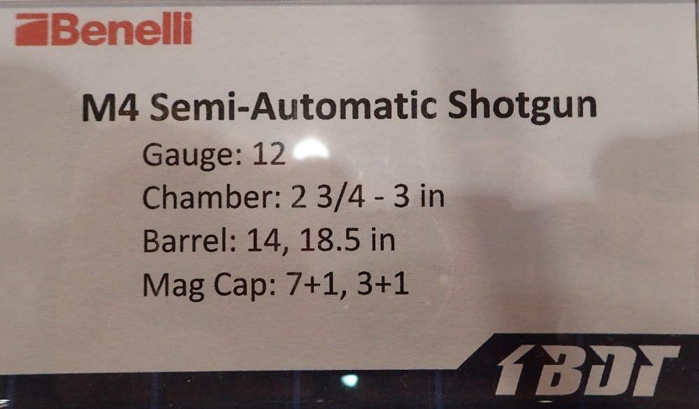Benelli M4 Cerakote