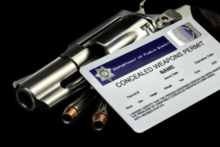 Californians Apply for Concealed Carry Permits in Record Numbers