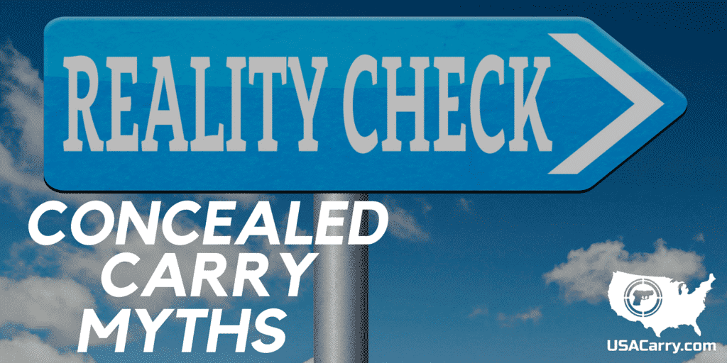 6 Concealed Carry Myths and How to Avoid Them