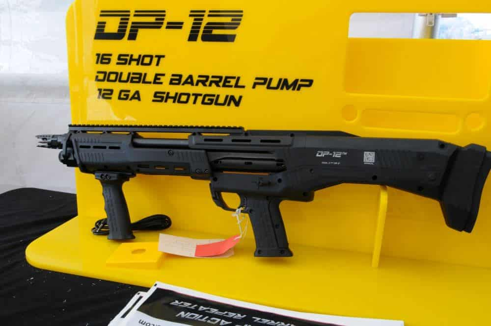Standard Manufacturing's DP-12
