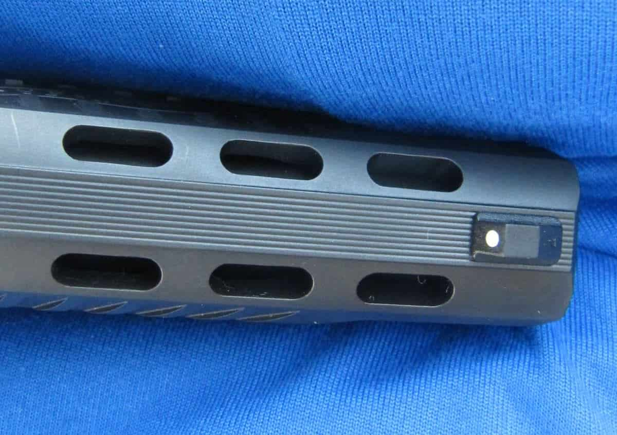 Walther PPQ M2 - Ported Barrel