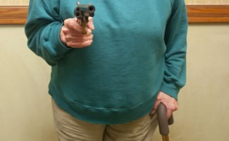 71-Year-Old Prevents Convenience Store Robbery with Her Own 9mm