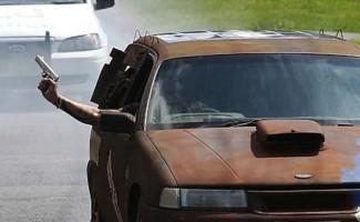 Guns and Road Rage