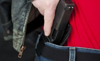 MO Senator's New Bill Would Allow Concealed Carry on Campus