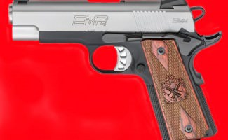 The Springfield-Armory 1911 EMP 4 - Compact 9mm [REVIEW]