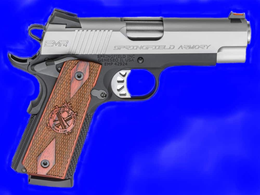 Springfield-Armory 1911 EMP 4 - Compact 9mm