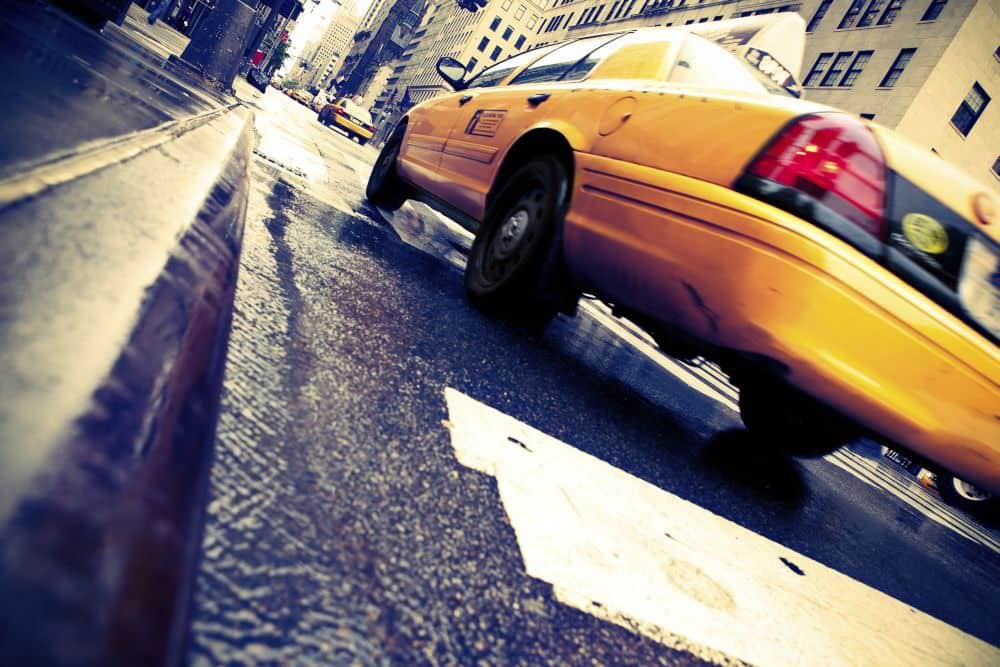 Taxi Driver Shoots Customer During Struggle