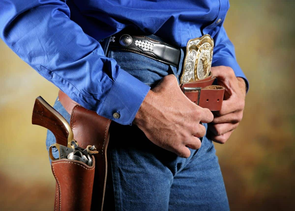 how to carry a gun in texas