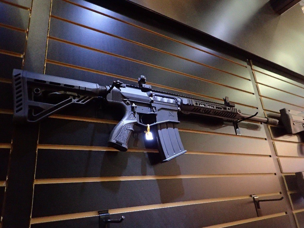 UTAS new XTR-12 semi-automatic 12 gauge shotgun