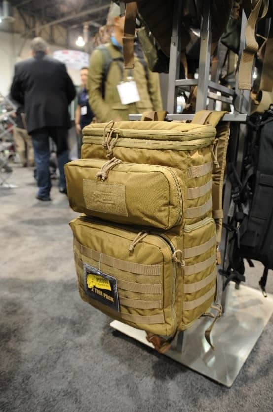 Voodoo tactical 2 tier pack