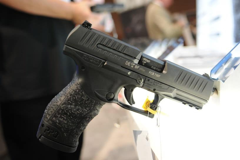 Walther PPQ .45