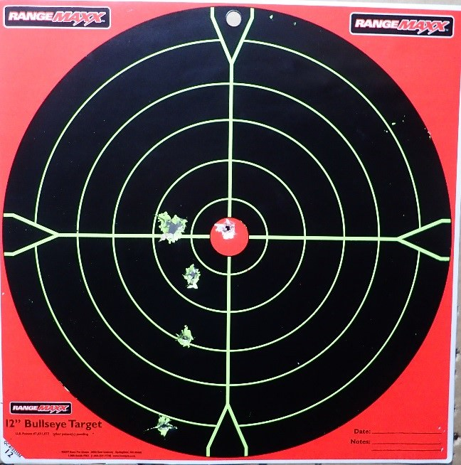 Walther PPS M2 at 7 Yards