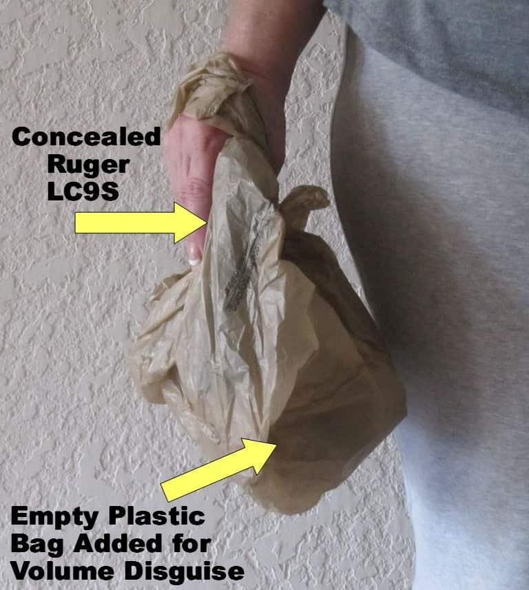 Concealed Bag