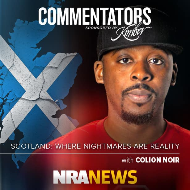 Colion Noir Predicts Future: Scotland Requires Air Rifle Registration