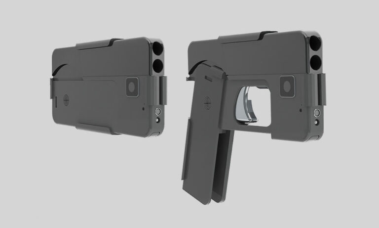 A Derringer Disguised as a Smart Phone? Ideal Conceal's CCW Innovation