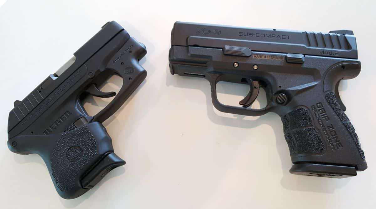 Are Two Pistols Better Than One?