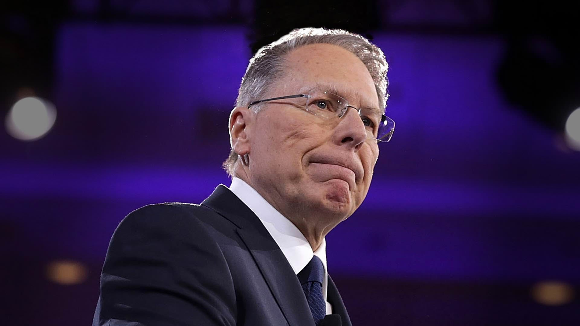 Watch Wayne LaPierre's CPAC Speed [2016]