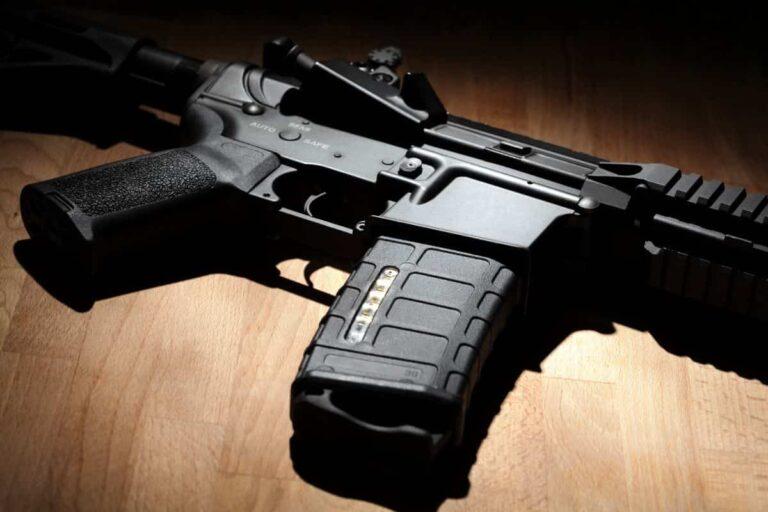 Colorado School District Arms Security Guards with AR15s