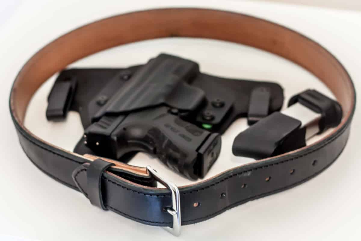 Does A Gun Belt Really Improve Concealed Carry?