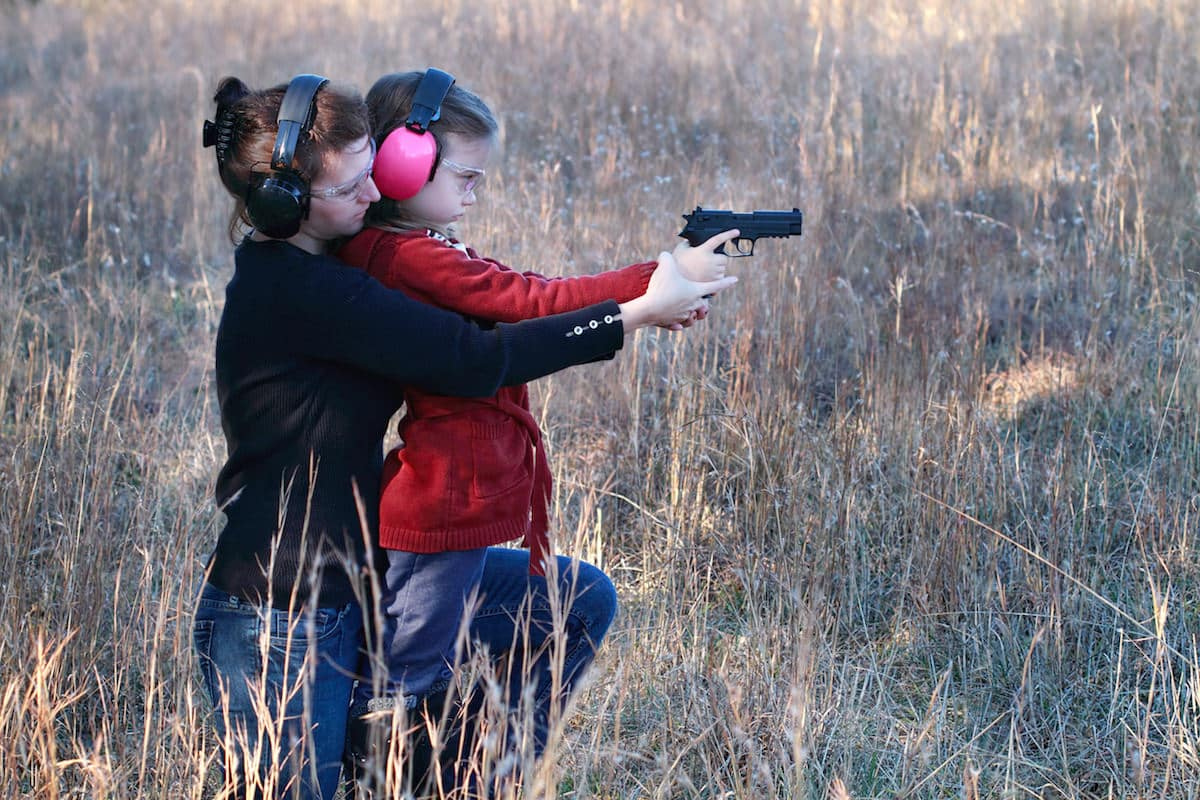 Guns and Kids: How to Safely Store Firearms Around Children