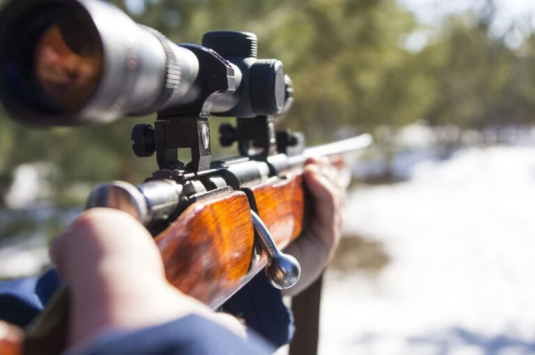 Hunting Rifles for Self-Defense? Some Thoughts
